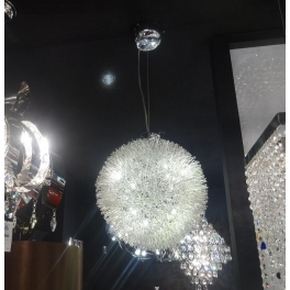 Lampe suspension boule design
