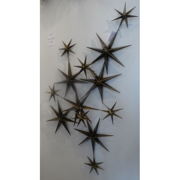 Tableau sculpture constellations arqitecture espace for Decoration murale relief