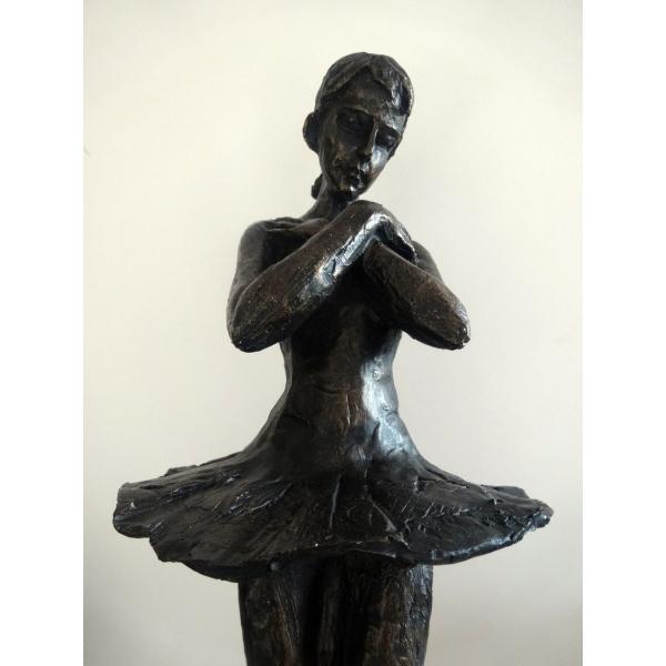 Arqitecture yang sport statue danseuse r sine bronze maison d coration int rieur - Statue decoration interieur ...