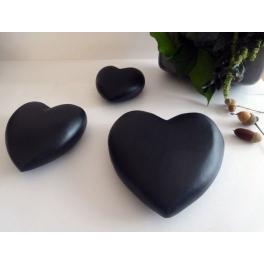 Coeur noir, Bois