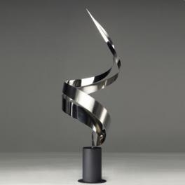 Sculpture Flamme Design