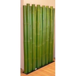 Paravent Bambous