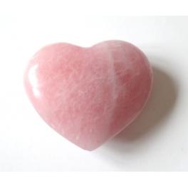 Coeur, Quartz rose