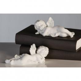 Sculpture Anges, Résine blanc