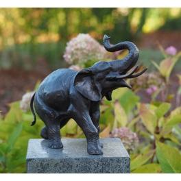 Sculpture Eléphant, Bronze