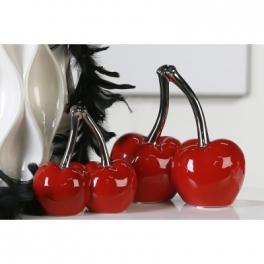 Cerises, Céramique rouge