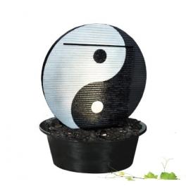 Fontaine Yin Yang extérieur