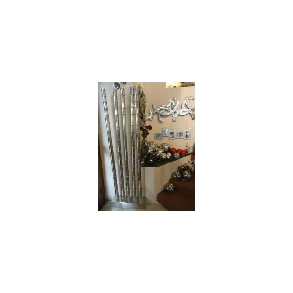 paravent bambous inox arqitecture espace feng shui objets de d coration mobilier et cadeaux. Black Bedroom Furniture Sets. Home Design Ideas